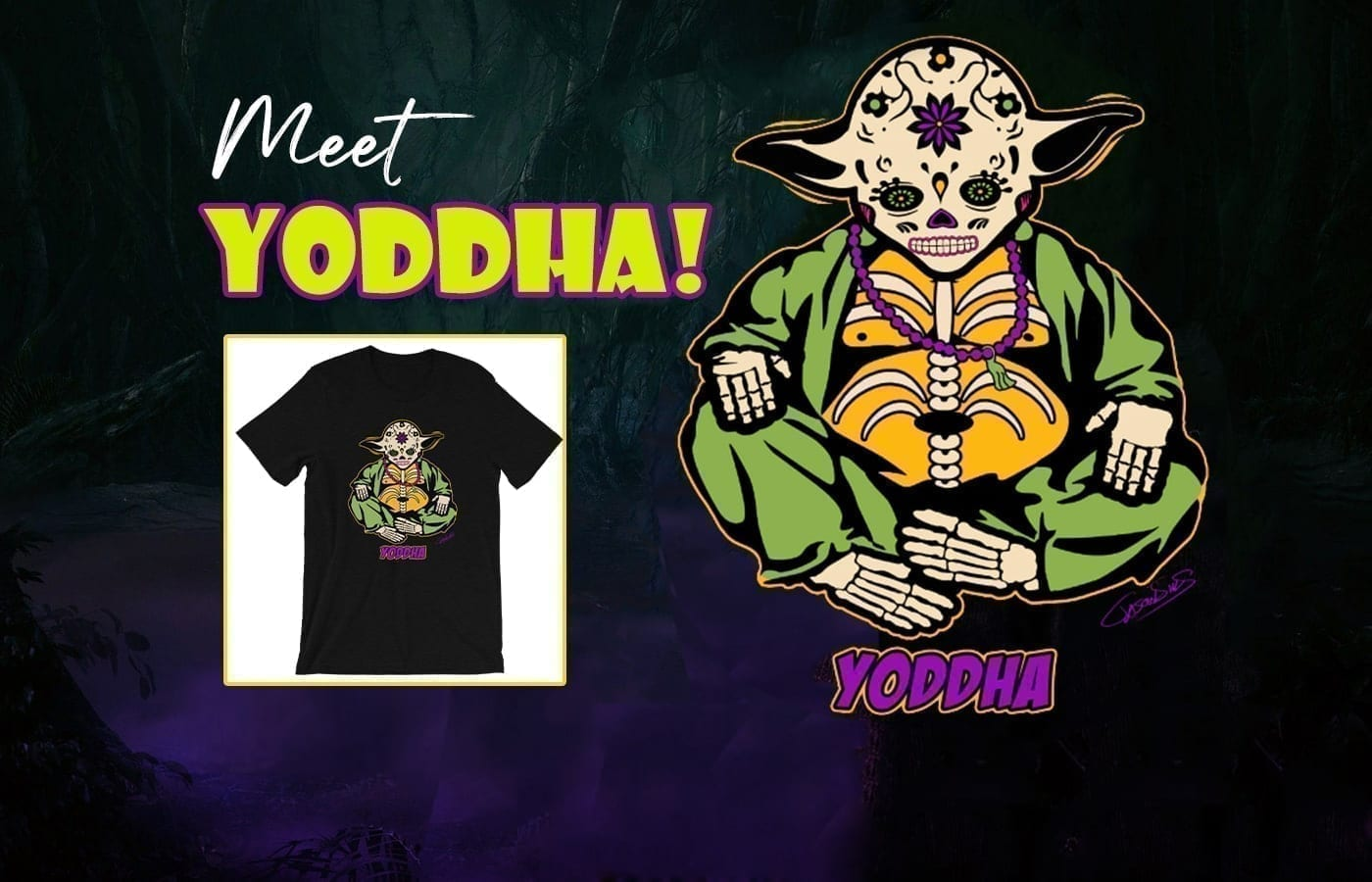 Meet Yoddha!