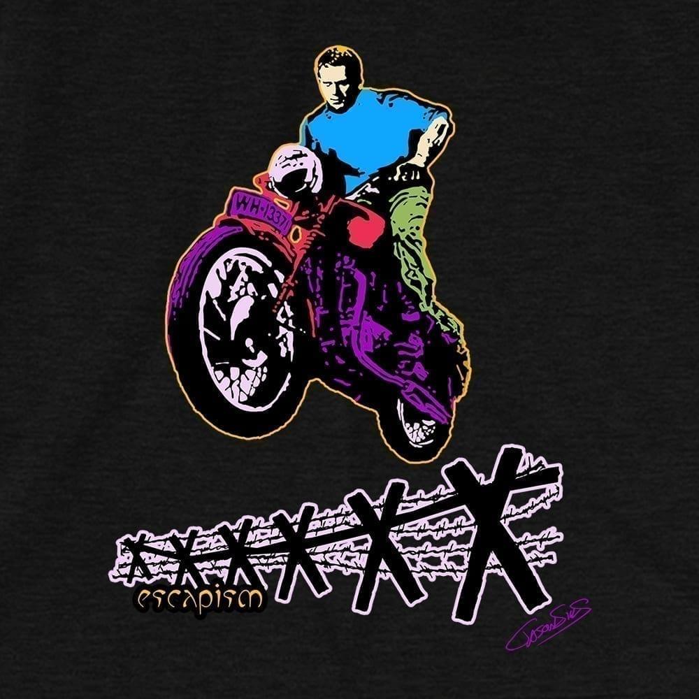 Escapism • Short-Sleeve Men's T-Shirt