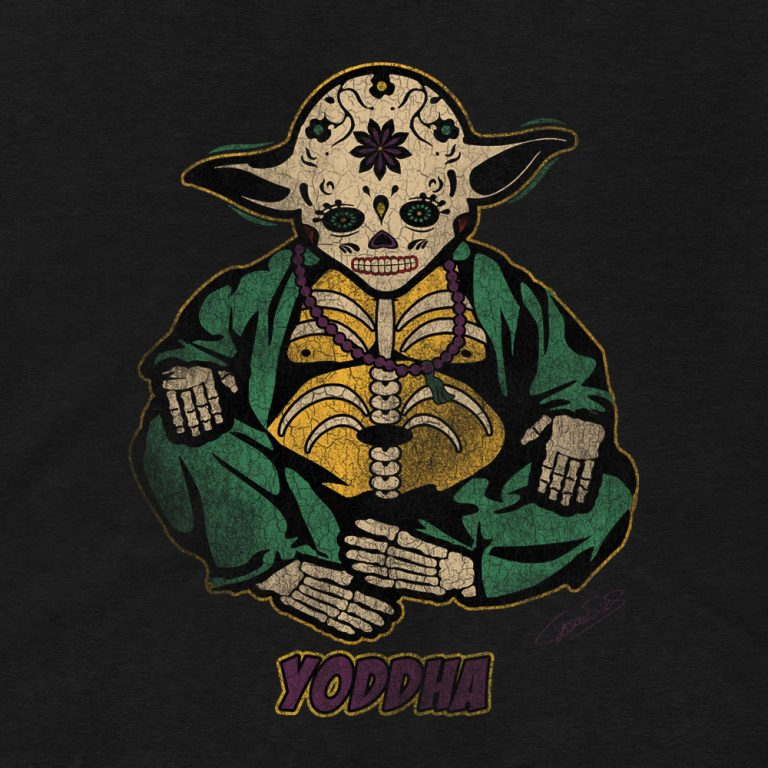 Yoddha • Short-Sleeve Men's T-Shirt