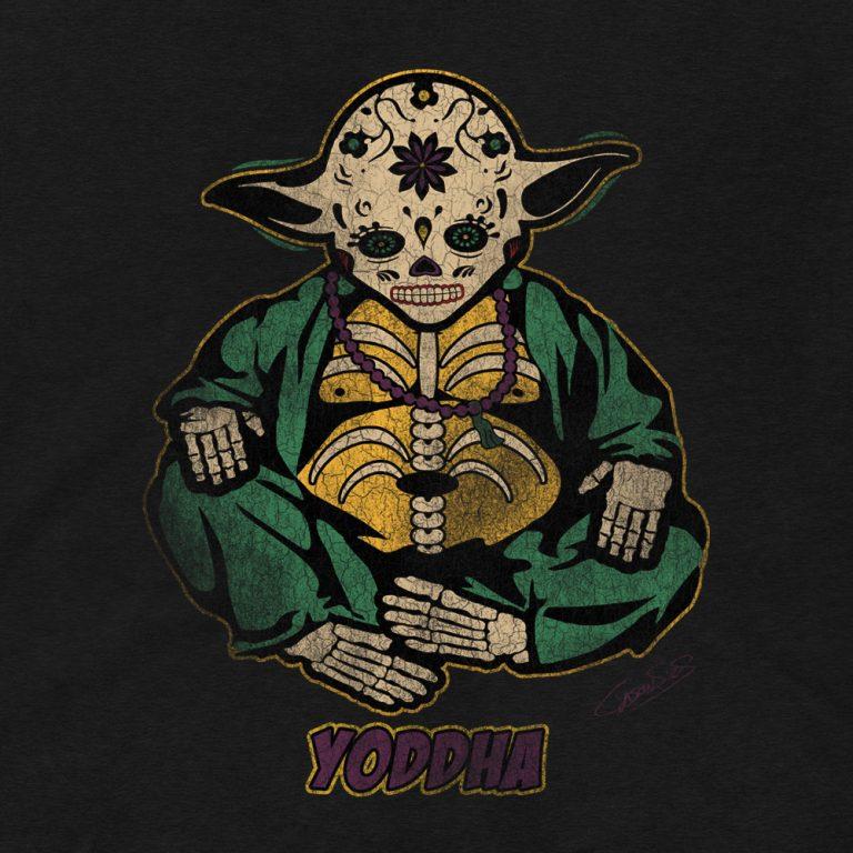 Yoddha • Women's Casual V-Neck T-Shirt