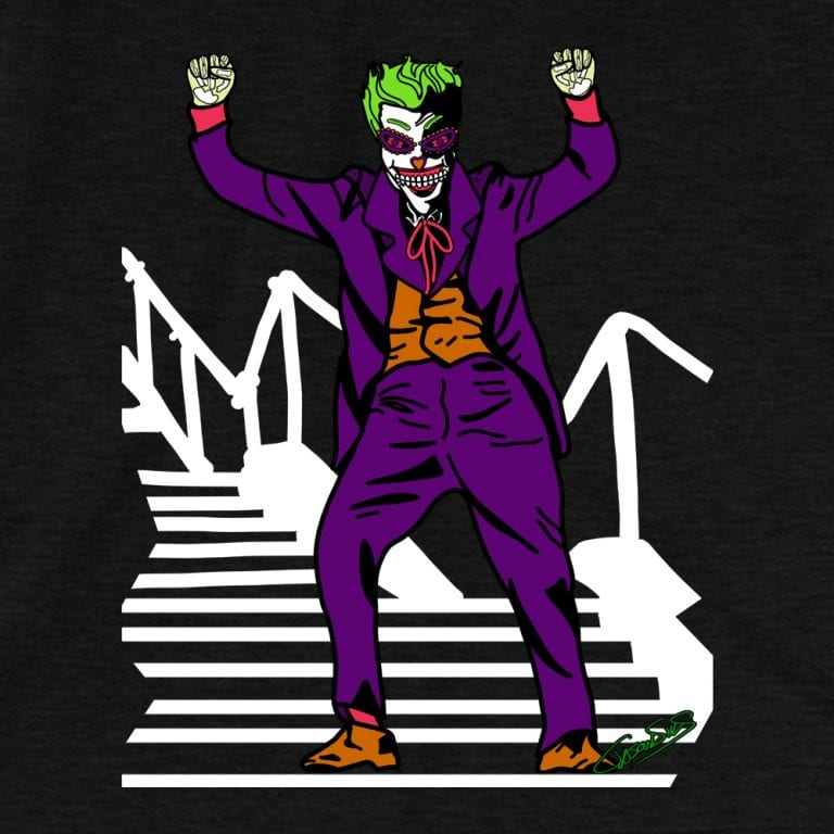 Dirty Joke • Women's Casual V-Neck T-Shirt