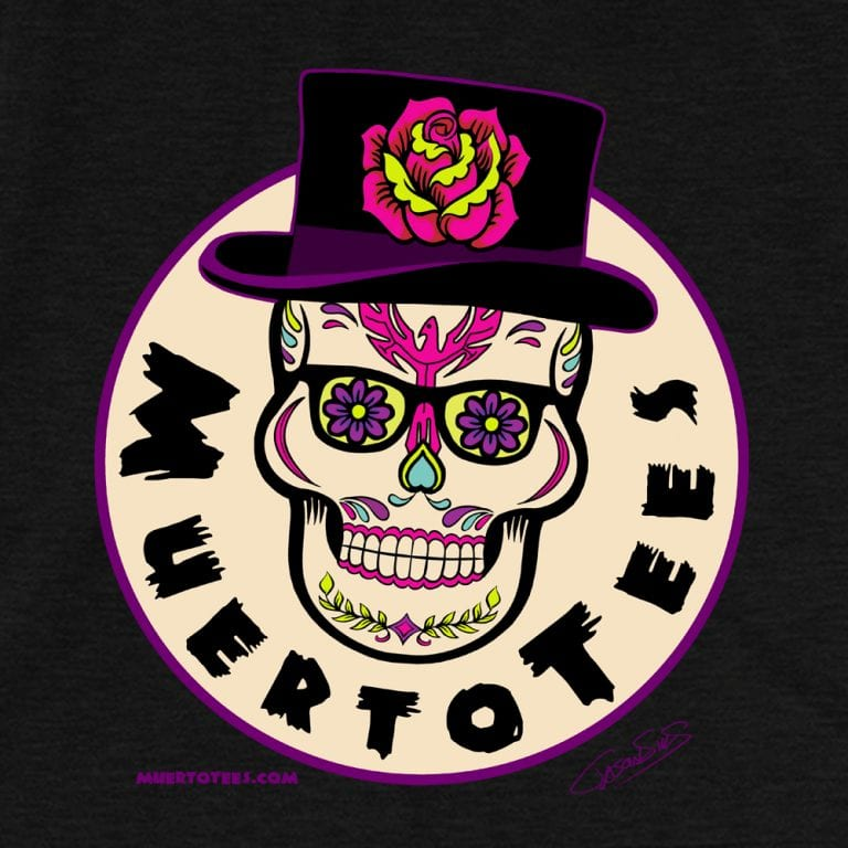 MuertoTees Logo • Short-Sleeve Men's T-Shirt