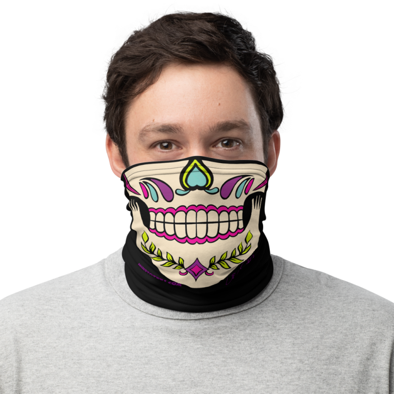 Face and Neck Gaiter • Men's Color