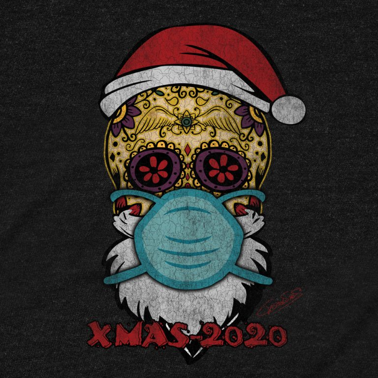Xmas 2020 • Women's Short Sleeve V-Neck T-Shirt